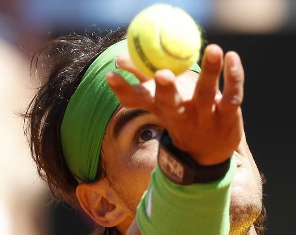 Rafael Nadal Rome.11 Sf W r