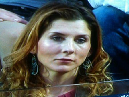 Monica Seles Rome 2011