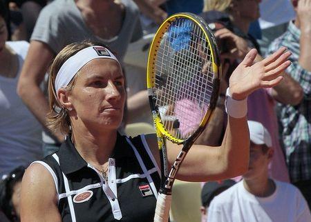 Svetlana Kuznetsova RG.11 2nd R Win g