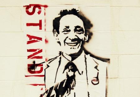 Copy of Harvey Milk Stencil