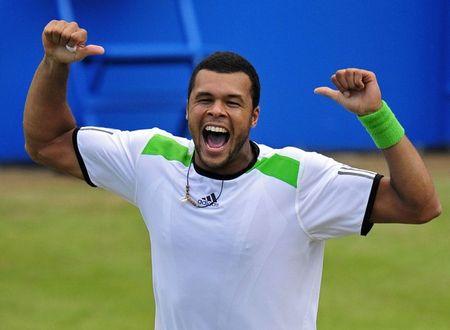 Jo-Wilfried Tsonga Queens.11 Qf Win r
