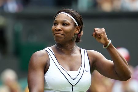 Serena Williams Wimbledon.11 1st R Win g