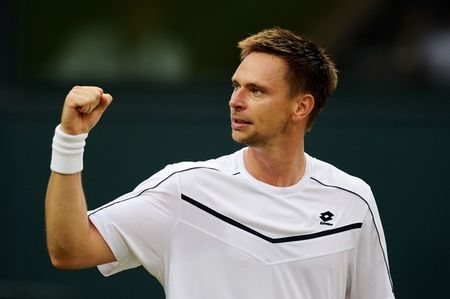 Robin Soderling Wimbledon.11 2nd R Win g