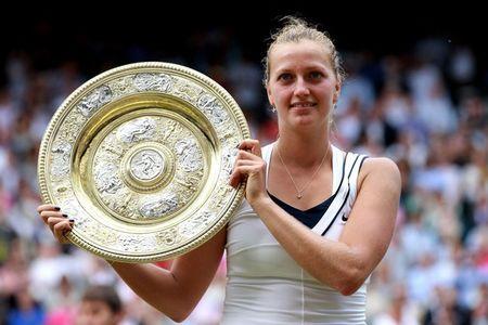 Petra Kvitova Wimbledon.11 Winner g 1
