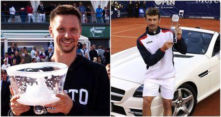 Soderling Wins Stuttgart - Ferrero Wins Bastad