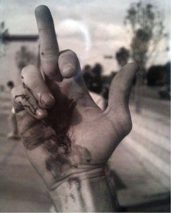 Copy of Middle Finger 2