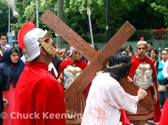Good Friday Pageant Los Angeles 2011 (6)