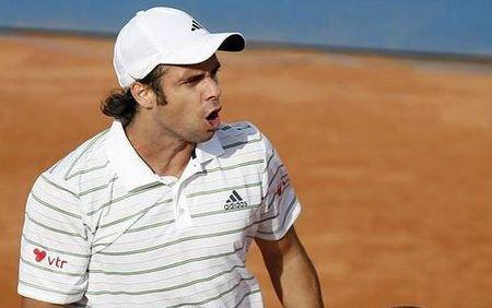 Fernando Gonzalez Belgrade.11 1st R Win