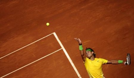 Rafael Nadal Madrid.11 Qf Win g