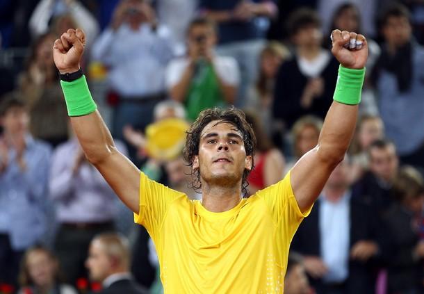 Rafael Nadal Madrid.11 Sf Win g