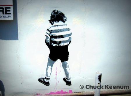 Copy of Peeing Boy 1