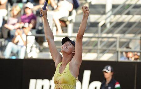 Maria Sharapova Rome.11 Sf W g