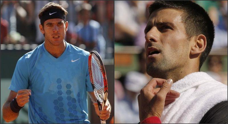Novak Djokovic vs Juan Martin Del Potro RG.11
