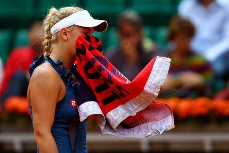 Caroline Wozniacki RG.11 3rd R Loss g