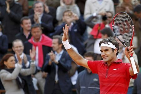 Roger Federer RG.11 Qf Win r