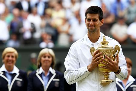 Novak Djokovic Wimbledon.11 Winner g 2