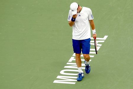 Andy Murray Montreal.11 2nd R Loss g