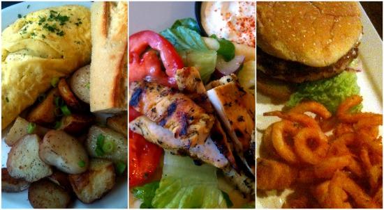 Breakfast Lunch Dinner in WeHo