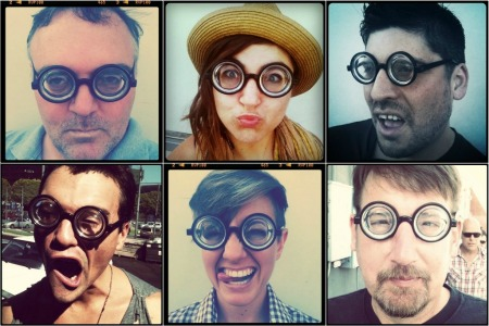 Copy of Glasses Collage 1
