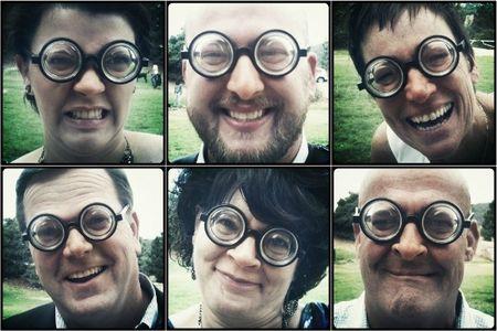 Copy of Coke Bottle Glasses - The Wedding Album