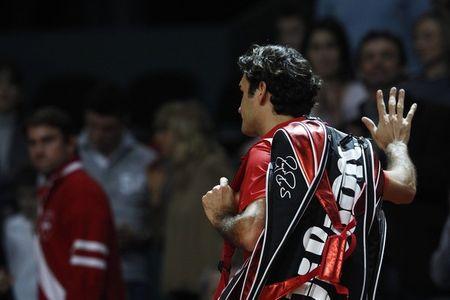 Roger Federer DavisCup.12 1st R Loss r
