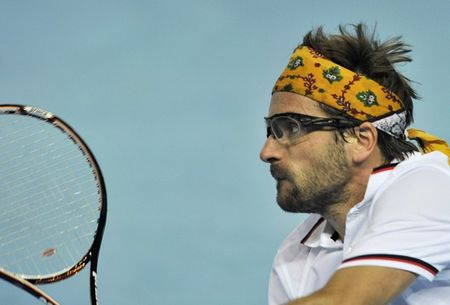 Arnaud Clement Marseille 1st R Loss 1 g