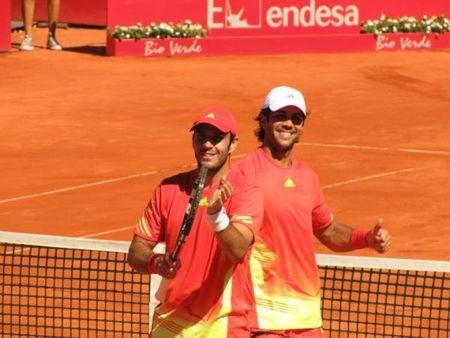 Fernando Verdasco Buenos Aires 2012 Doubles Winner