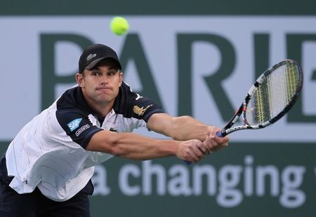 Andy Roddick Indian Wells 2012 3rd Loss g