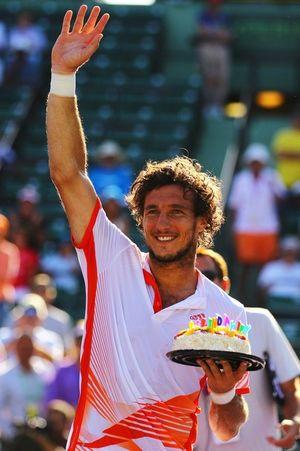 Juan Monaco Miami 2012 Qf Win Birthday g