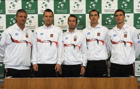 Czech Davis Cup 2012 Qf g