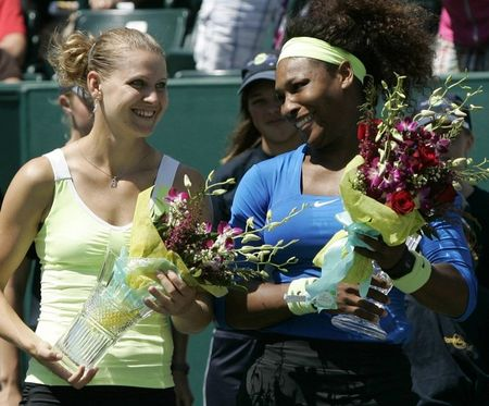 Serena Williams Charleston 2012 Winner r