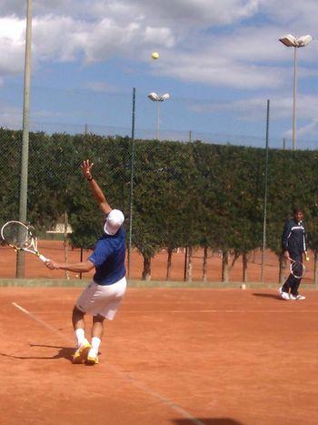 Rafael Nadal Clay Practice 2012