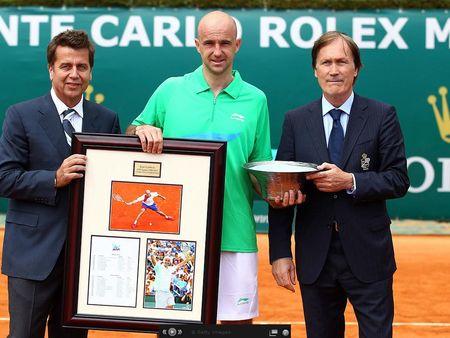 Ivan Ljubicic Monte-Carlo 2012 Retires