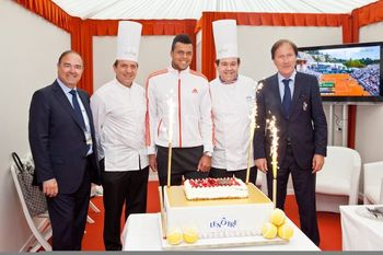 Jo-Wilfried Tsonga 27th Bday
