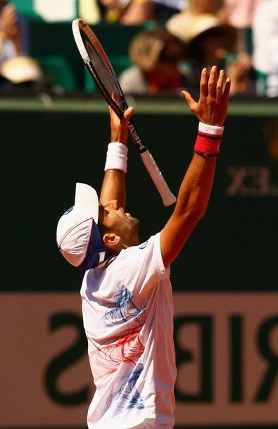Novak Djokovic Monte-Carlo 2012 Sf Win g