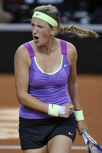 Victoria Azarenka Stuttgart 2012 Sf Win g