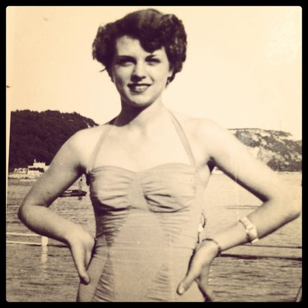 Mom in the 50's