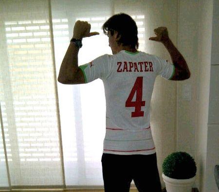 David Ferrer Soccer Jersey
