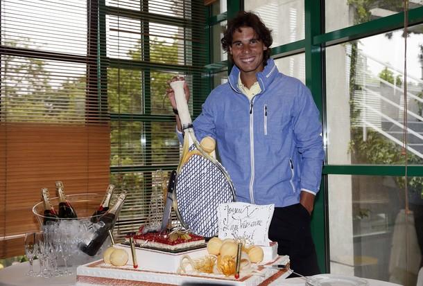 Rafael Nadal 26th Birthday 2