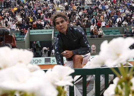 Rafael Nadal Roland Garros 2012 4th R Win fft