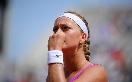 Petra Kvitova Roland Garros 2012 Qf Win fft