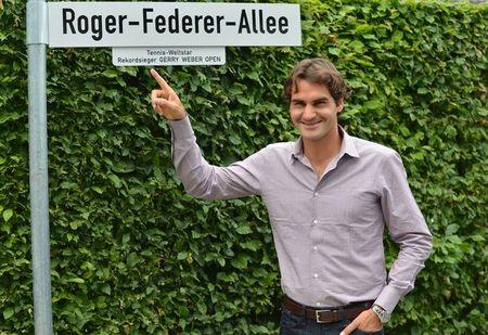 Roger Federer Allee g