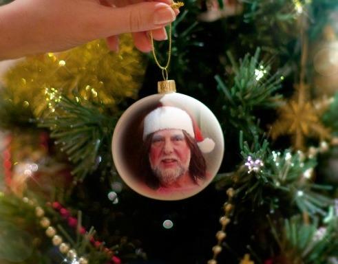 Ricky Ornament