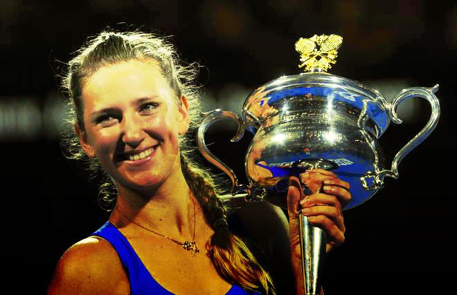 Victoria Azarenka AO.12 Winner