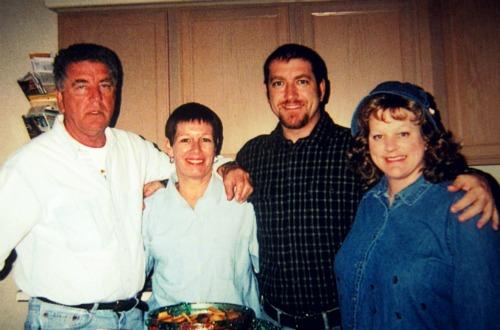 Copy of Chux, Nancy, Dad and Sandi