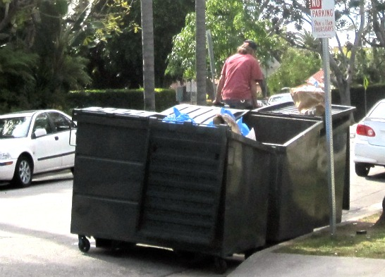 Dumpster Diver