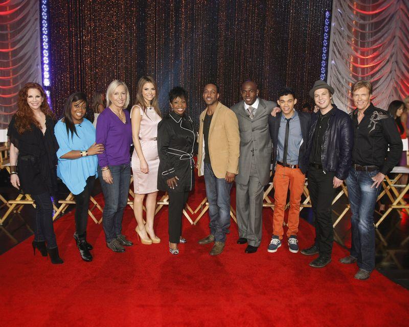 Martina Navratilova Dancing With the Stars Cast