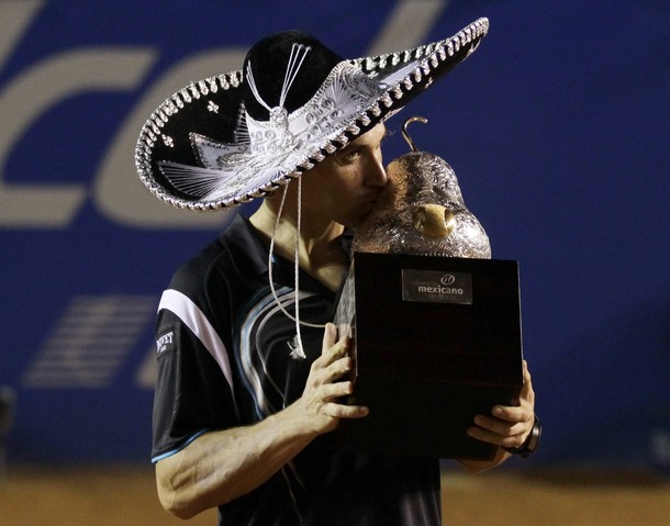 David Ferrer Acapulco 2012 Winner r
