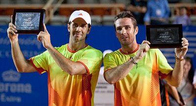 Fernando Verdasco Acapulco 2012 Doubles Winner