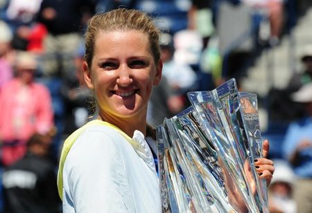 Victoria Azarenka Indian Wells 2012 Winner g